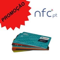 Cartão MIFARE Classic® 1K Personalizado