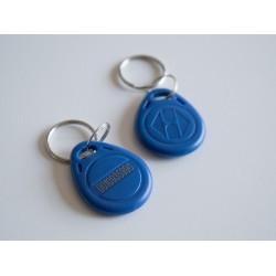 Porta-chaves RFID 125kHz com chip TK4100