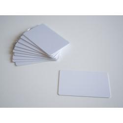 Cartão RFID Branco em PVC TK4100 (125kHz)