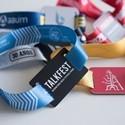 Pulseiras RFID Personalizadas