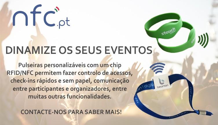 NFC PT | Loja online de produtos e serviços NFC